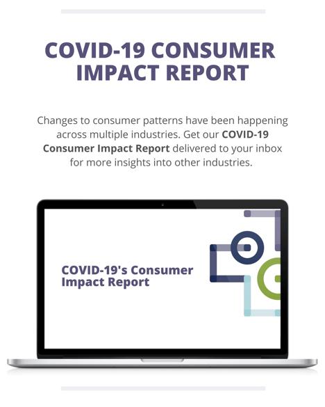 COVID-19 CONSUMER IMPACT REPORT